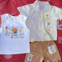 供应婴儿夏季服饰