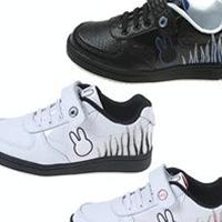 供应批发米菲休闲板鞋 品牌童鞋批发