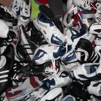 供应便宜运动鞋 库存鞋 ?#34892;?大码运动鞋 TPR运动鞋批发