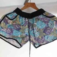 清仓沙滩裤 杂款沙滩裤 出口马来西亚海边裤 夏季热卖沙滩裤
