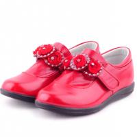 红色热销童鞋
