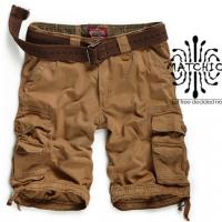 Matchic 经典热销工装裤休闲裤男装短裤