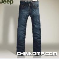批发2010秋冬新款外贸原单专柜男式牛仔裤(图)