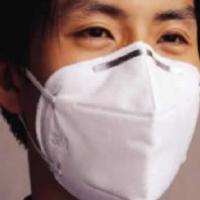 供应无纺布口罩带过滤(点焊)