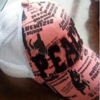 供应5片棒球帽 网帽 有现货 支持小额批发